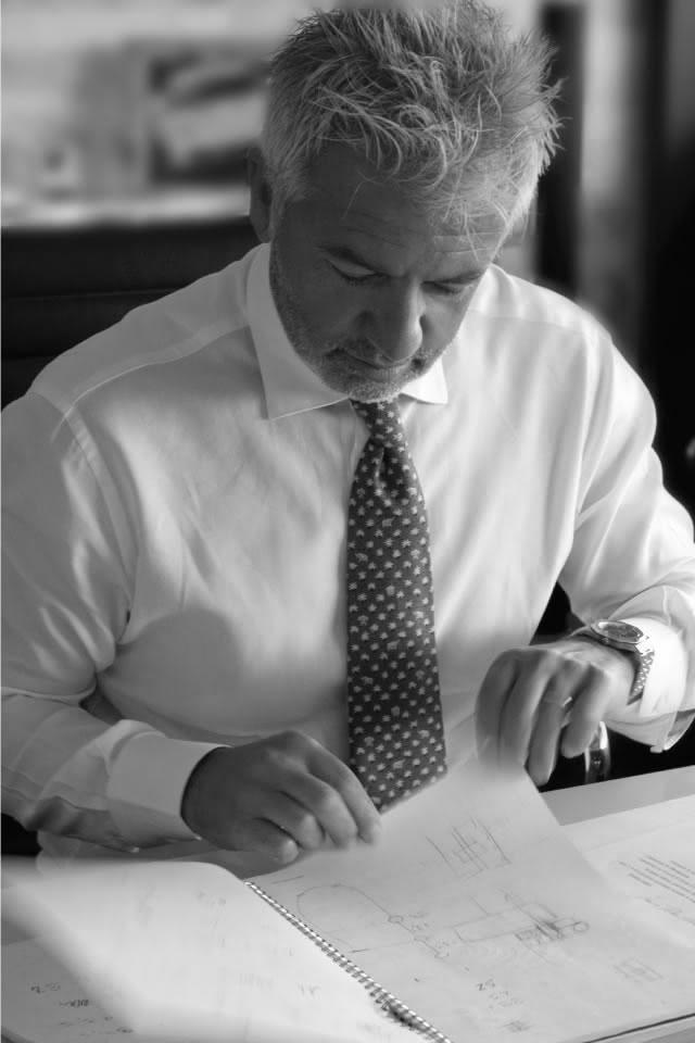 Alessandro Testi rebecca brand founder and designer